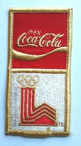Coca Cola--PATCH--OLYMPIC 1992