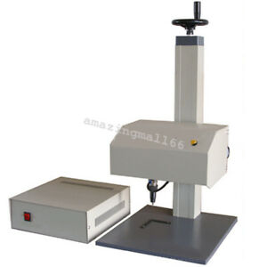 Fine Pneumatic Marking Machine Nameplate Sign Logo Metal Marking Tagging Machine