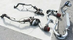 2004 2006 Pontiac Gto 5 7 6 0 Ls1 Ls2 Avo Twin Turbo Kit System Complete Used