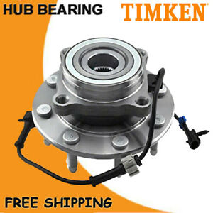 Timken Front Wheel Hub Bearing Left Lh Or Right Rh For Chevy Pickup Truck