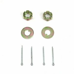 1928 1948 Ford Spindle Nut And Washer Kit 1 Pair Vpahwws3 Retro Parts Usa