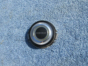 1966 1967 Chevrolet Chevelle Steering Wheel Horn Button Cap