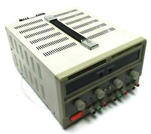 Rsr Hy3002 3 Dc Power Supply Dual output Fixed 5v Variable Voltages