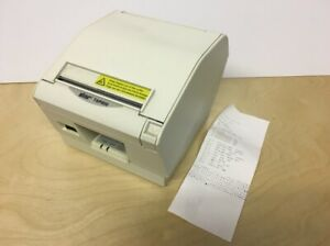 Star Micronics Tsp800 Ver5 0 Ethernet Thermal Receipt Label Printer No Acadapter