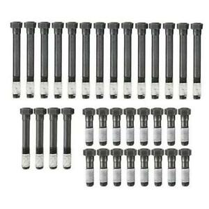 Enginequest New Bolt Set Chevy 305 327 350 400 Complete Set Both Heads