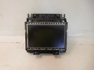 13 2013 Land Rover Lr2 Audio Radio Navigation Information Display Screen Oem Lkq