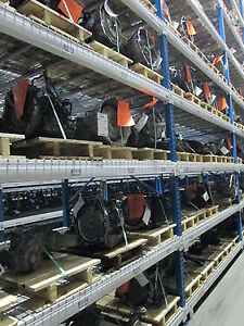 2003 Ford Focus Automatic Transmission Oem 98k Miles Lkq 174635212