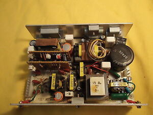 Power Supply Model 105s61020k Fenwall Controls Input 115 Output 5 12 24 5 Volts