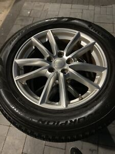 Range Rover Sport Factory 19 Rims And Tires
