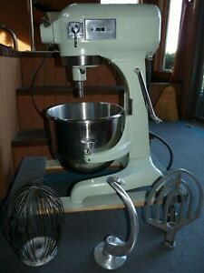 Hobart A200 20 Quart Dough Bakery Mixer 3 Speed Bowl Wire Whip Paddle Hook Ohio