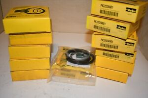 Lot Of 12 Parker Hydraulic Cylinder Piston Seal Kit Pk3202an01