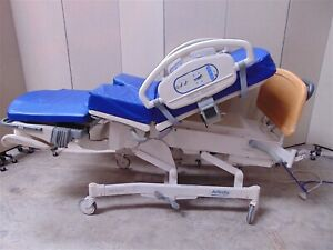 Hil rom Affinity Model P3700 Birthing Delivery Bed With Nice Mattress Sr575