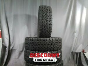 4 Used 285 65 20 Bf Goodrich All Terrain T A Ko2dt Tires