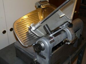 Hobart 1712e Automatic Commercial Deli Meat Cheese Slicer Ohio Complete Service