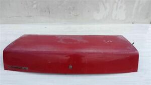 Trunk Lid Without Spoiler Needs Paint 90 91 92 93 94 95 96 Cutlass Supreme