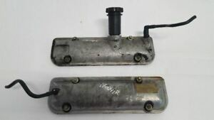 Pair Of Engine Valve Covers 3 9l Fits 2009 Buick Lucerne R300024