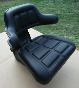 Ford Massey John Deere Case ih Tractor Seat Nice Heavy Duty Construction