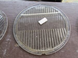 Vintage Parabeam Glass Head Light Cover Lens