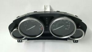Speedometer Cluster Standard Mph Auto P N 6fgea3b Fits 10 Mazda 6 From 10 26 09