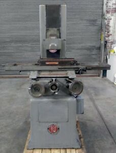 Reid 618 h Surface Grinder Magnetic Chuck