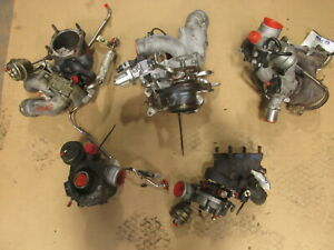 2004 Pontiac Grand Prix Turbo Turbocharger 124k Oem