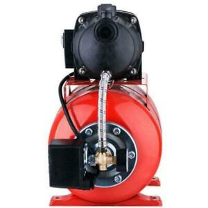 1200w 1 6 Hp Electric Booster Pump Shallow Well Booster Water Pressure 1000gph