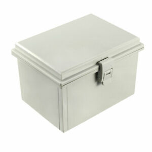 200x148x130mm Ip66 Abs Waterproof Plastic Electric Diy Box Latched Junction Box