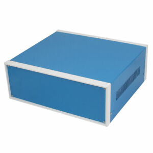 Blue Electronic Project Junction Box Enclosure Shell Case 310mmx285mmx115mm