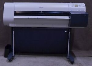 Canon Ipf710 Imageprograf 36 Inch Wide Format Printer Plotter Color parts