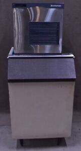 Scotsman Prodigy F0522a 1a Flaker Ice Machine Maker W Htb500 Bin 450lb Capacity