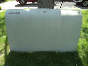 1968 Chevy Impala Coupe Decklid Trunk Lid Garage Find