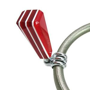 American Shifter Ascbn02001 Red Stripe Stix Suicide Brody Knob