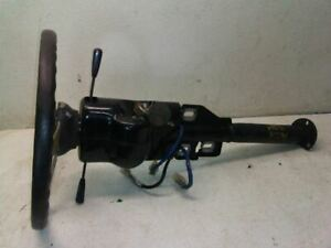 Steering Column Floor Shift With Key For 1976 Mg Mgb