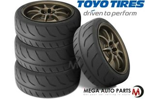 4 New Toyo Proxes R888r 205 50zr16 87w Tires