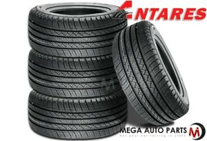 4 New Antares Sierra S6 275 65r17 Tl 115h Tires