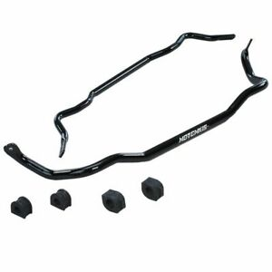 Hotchkis 2284 Suspension Stabilizer Sway Bar Set Front And Rear
