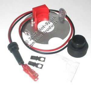 Electronic Ignition Conversion Kit For 6 cyl Autolite Tractor Industrial 3aut6u2