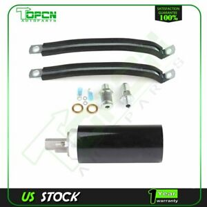 Gsl392 High Pressure Universal Inline External Fuel Pump Kit 400 939