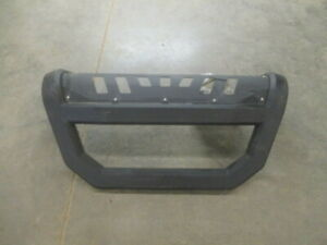 Aftermarket Front Brush Guard Off 2010 Toyota Tacoma Lkq