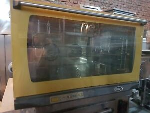 Unox Xf190 4 Tray 600x400 Rossella Classic Commercial Single Phase Bakery Oven