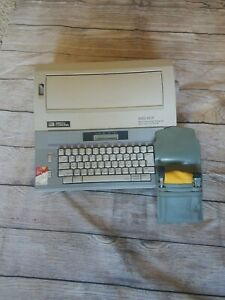 Smith Corona 450 Dld Electric Typewriter Model 5a 1 Tested Works Vintage