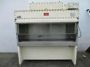 Nuaire Labgard Laminar Flow Biological Safety Cabinet Class Ii Type 6 Foot
