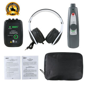 Ultrasonic Leak Detector Transmitter Gas Vacuum Sealing Car Window Sealed Tester