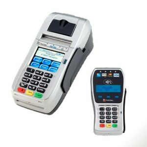New First Data Fd130 Terminal And Fd35 Pinpad Emv nfc wifi 269 Free Shipping