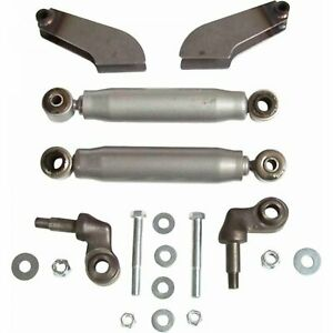 28 31 Fits Ford Solid Axle Shock Kit 2 Din Hot Rod Model T Road King Sprint Ca
