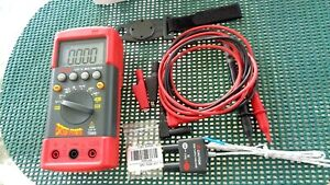 Power Probe Cat Iv 600v Automotive Digital Multimeter New Tested