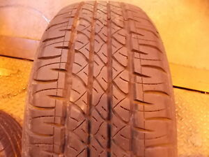 P215 55r16 Firestone Affinity Touring S4 Used 215 55 16 91 S 8 32nds