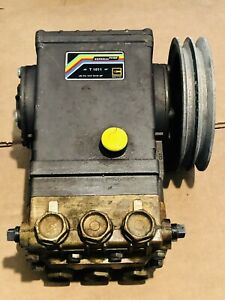 General T1011 Pressure Washer Pump 5 6 Gpm 2000 Psi Used In Working Condition
