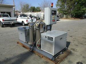 Ebbco Edm Package Filtration Unit W Ozone Generation Module And Package Chiller