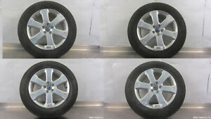 4x Volvo Xc90 2010 18 Alloy Wheel Rim Set Situla 18 Tire 31200545 7jx18h2x49